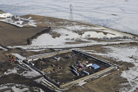 Standing Rock Sioux File Challenge After Trump's Action on Dakota Pipeline