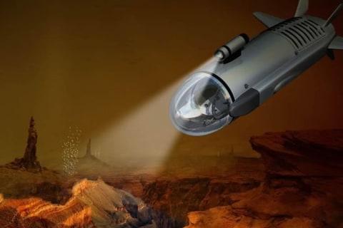 Why NASA Wants to Send a Submarine to Titan