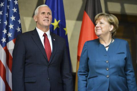 Pence Tells Europe: US Backs NATO, Will Put ISIS on 'Ash-Heap'