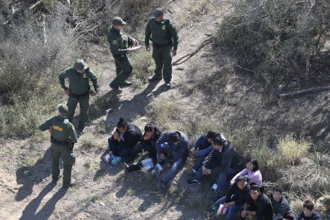 DHS Outlines Crackdown on Illegal Immigration