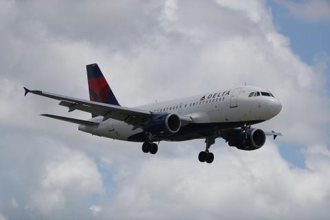 Customs Agents ID Domestic Flight Passengers at JFK Gate