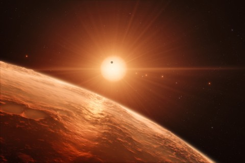 Watch Live: NASA Announces Major Exoplanet Discovery