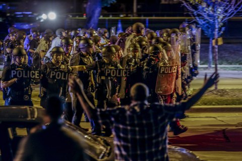 ACLU Sues Milwaukee Over Police Stop-and-Frisk Policy