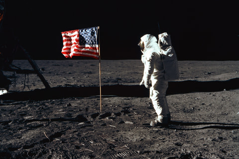 Apollo 11 Tour Puts Famed Moon Mission Back in Spotlight