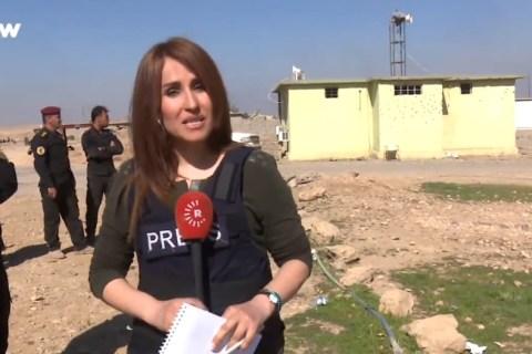 Rudaw TV Journalist Shifa Gardi Killed by Roadside Bomb