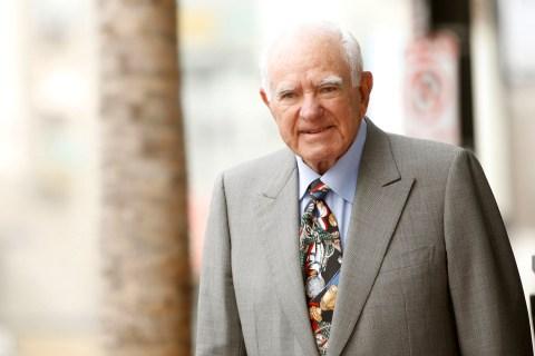 Joseph Wapner, Original 'The People's Court' Judge, Dies in Sleep: Report