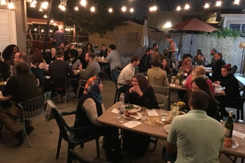 Inspiring America: Supper Club Raises Money for Refugees