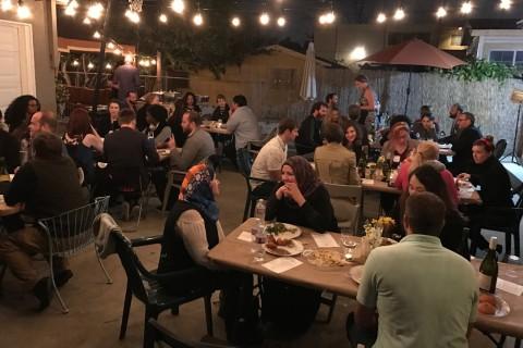 Inspiring America: Supper Club Raises Money for Refugees