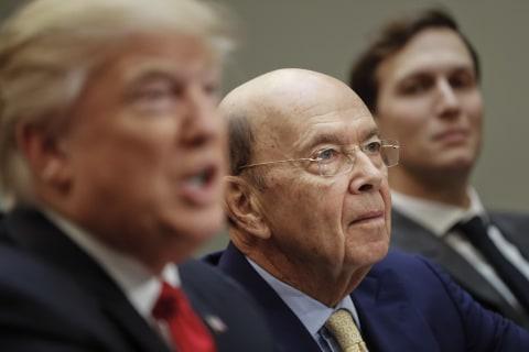 New Commerce Secretary at Nexus of Trump Deal With Russian Billionaire