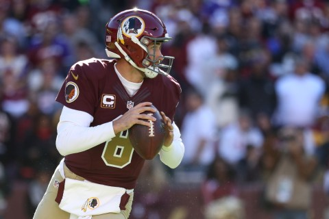 Here's why the Redskins Star Quarterback could get Traded Soon