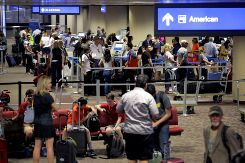 TSA Rolls Out New Pat-Downs, Some Travelers Say They're Invasive