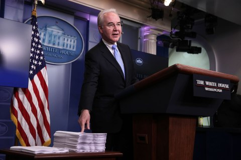 CBO: 24 Million More Without Health Insurance Under GOP Plan