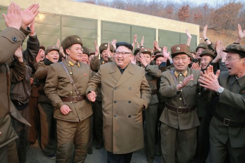 North Korea's Missile Failure Won't Stop Kim Jong Un Trying to Strike U.S.