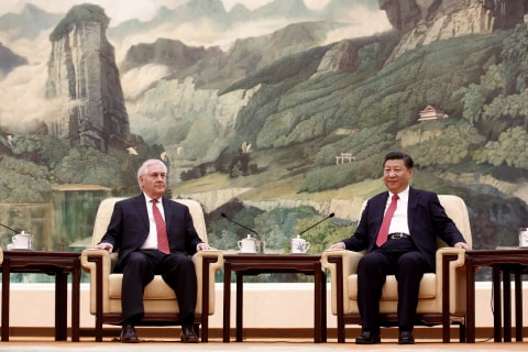 Tillerson's Beijing Visit Was a Home Run for China: State Media