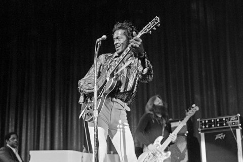 Chuck Berry: Rock 'n' Roll's First Guitar Hero