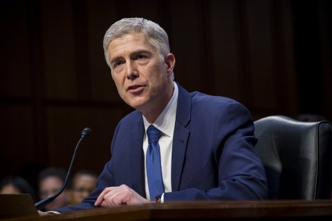Dems' Fight Over Gorsuch Could Result in GOP Launching 'Nuclear Option'