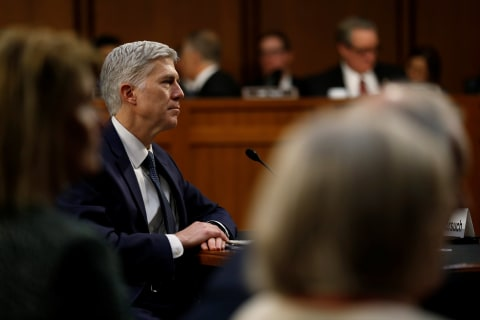Opinion: Senate Should Confirm Neil Gorsuch for the Supreme Court