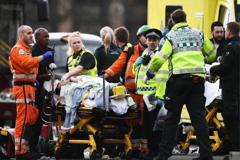 London Terrorist Attack: Vehicle, Knife Incident Shows Threat of Low-Tech Terror