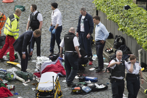 London Mayor Sadiq Khan: City 'Will Never Be Cowed by Terrorism'