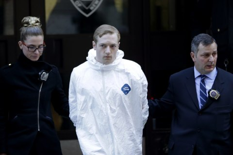White Army Vet Traveled to NYC Just to Kill a Black Man: NYPD