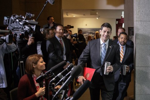 As Scheduled Health Care Vote Looms, House GOP Remains Short on Support