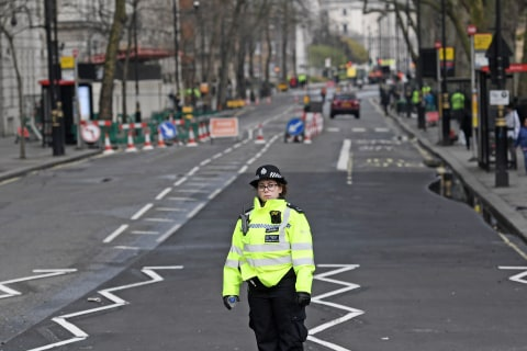 London Terrorist Attack: Why Most U.K. Police Don't Carry Guns
