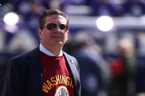 Washington Redskins Owner Proposes Wacky Rule for Kickoffs
