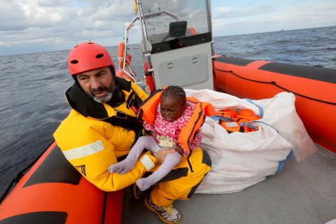 This Spanish Lifeguard Founded a Group That Has Saved Thousands of Refugees