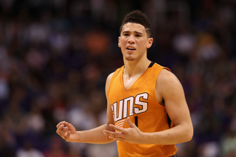 NBA Players Still Can't Believe Suns' Star Dropped 70 Points