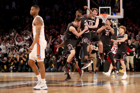 Making History: South Carolina Advances to First Final Four