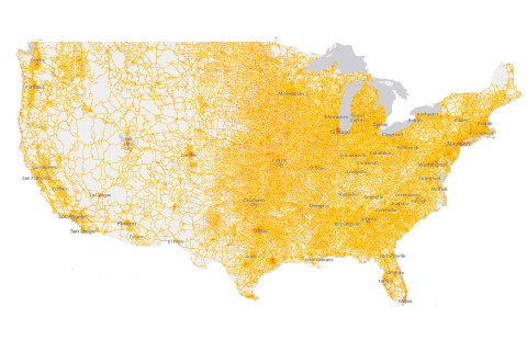 Use These Maps to See How Noisy Your Neighborhood Is