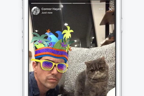 How to Use Facebook's New Snapchat-Like Features