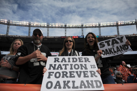 Oakland Politician Says Raiders Need to Leave Now