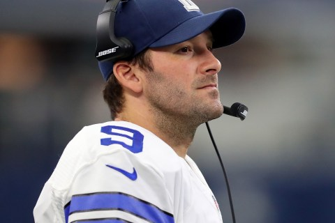 Tony Romo Reportedly Clashed With Cowboys Who Supported Prescott