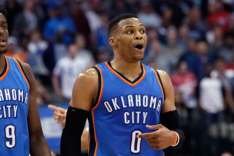 NBA History: Westbrook Scores Most Points Ever in Triple-Double