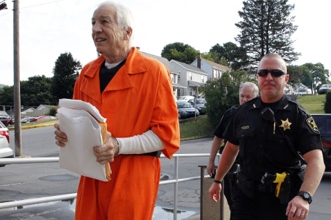 Penn State Trustee Calls Out 'So-Called' Sandusky Victims