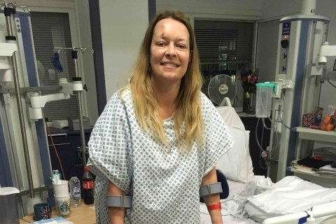 American Woman Hospitalized After London Terror Attack 'Is Getting Stronger Every Day,' Family Says