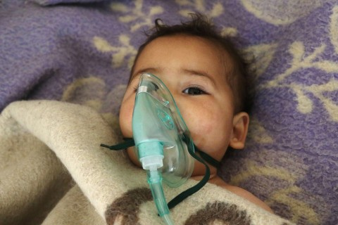 U.S. Officials: Syria Gas Attack Consistent With Nerve Agent