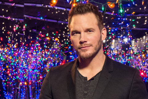 Chris Pratt Plays Game of 'What Is My Snack' and Crushes It