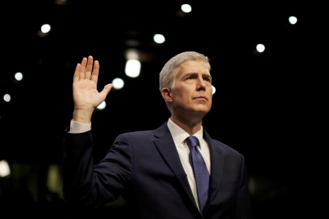 New Justice Neil Gorsuch to Have Immediate Impact on Supreme Court