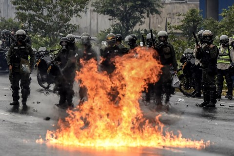 Venezuela: 5 Dead as Anti-Government Protests Intensify
