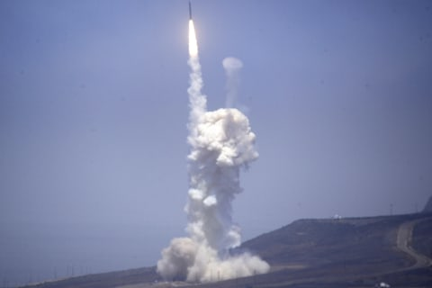 U.S. Military Plans Test of Missile Intercept System with N. Korea in Mind