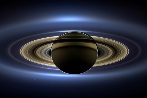 These 19 Dazzling Photos of Saturn Show Ringed Planet in All Its Glory