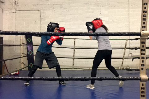 Muslim Teen to Become First to Box in U.S. Competition Wearing Hijab