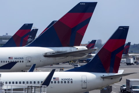 Delta Employees Asked Man to Leave Flight After Using Restroom, Videos Shows