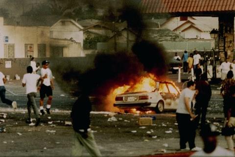 'Graphic, Raw, Disturbing': Oscar-Winning Directors Offer New Take on LA Riots