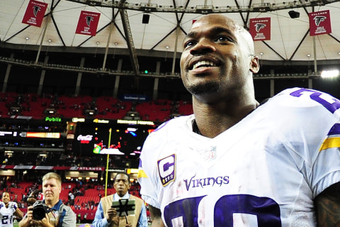 Adrian Peterson Might Finally Have a New Team
