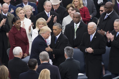 100 Days: How Trump's Low Approval Ratings Compare to Past Presidents