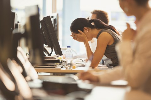 Crying at Work: When It's Okay and When It Isn't
