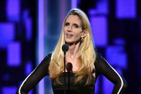 Ann Coulter Says She Won't Be Speaking at Berkeley on Thursday